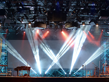 Miami logistics services for entertainment companies