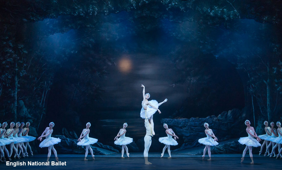 Entertainment Logistics Expertise - English National Ballet