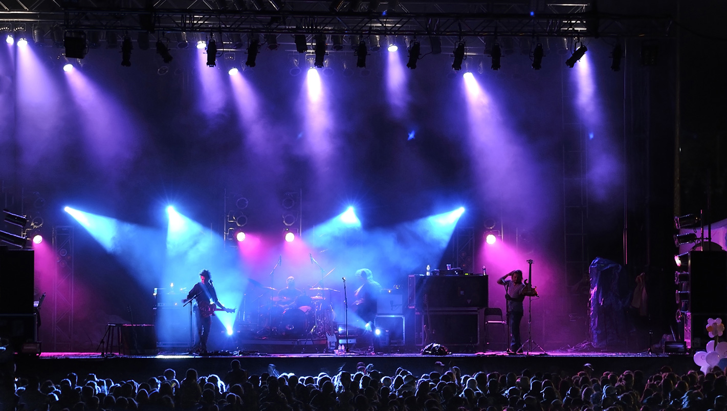 Magusa Logistics services for concerts and special events